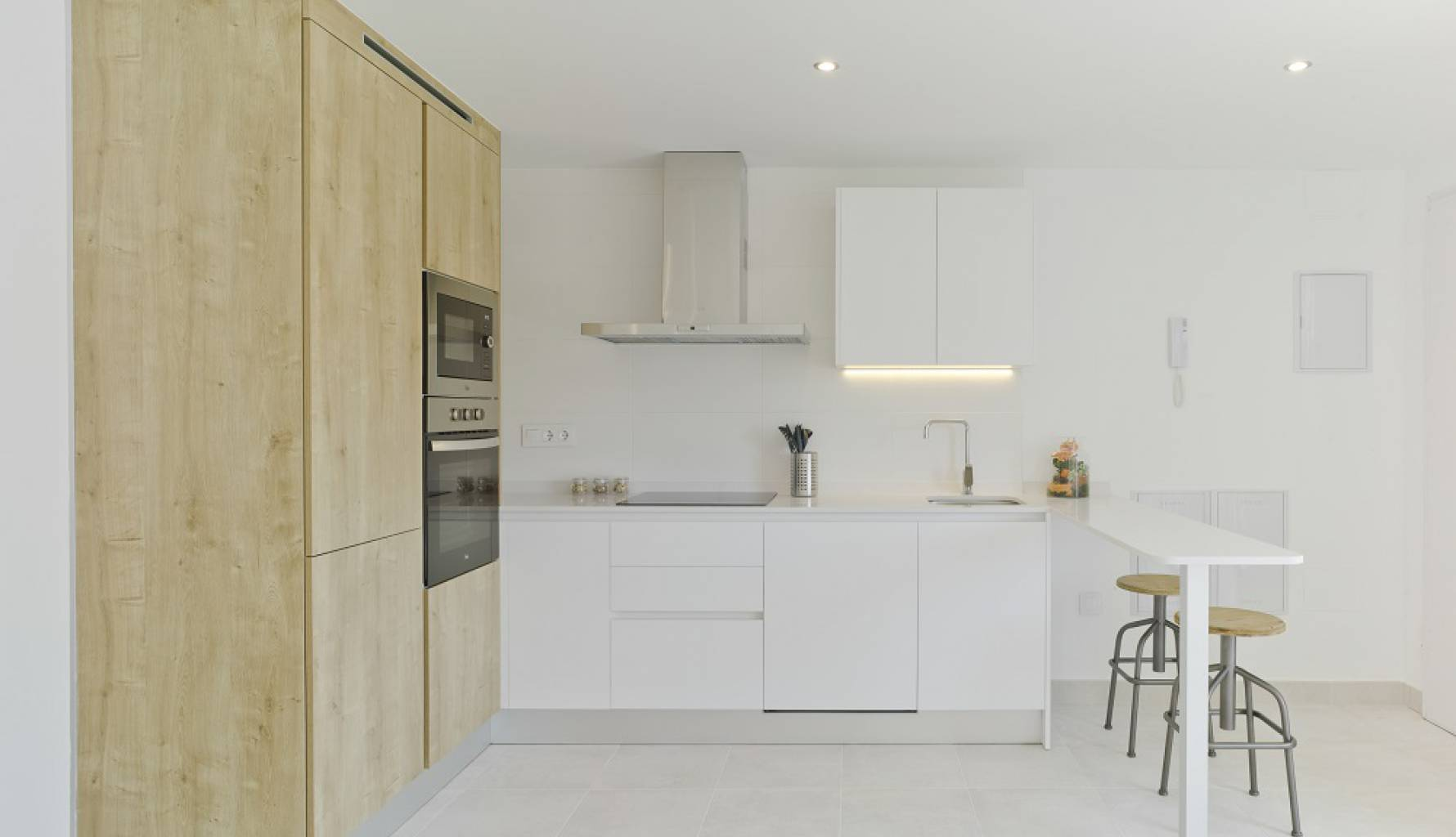 New Build - Apartment/Flat - Pilar de la Horadada - Torre Horadada