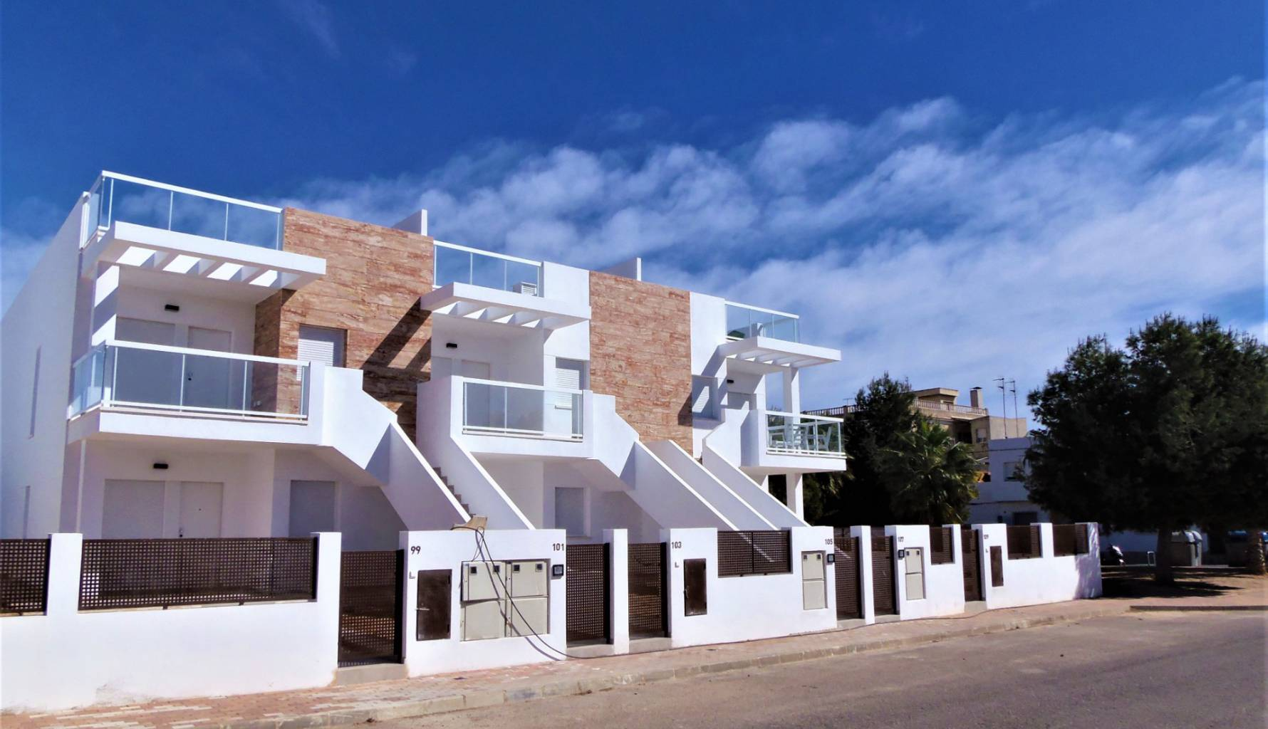 New Build - Apartment/Flat - San Pedro del Pinatar
