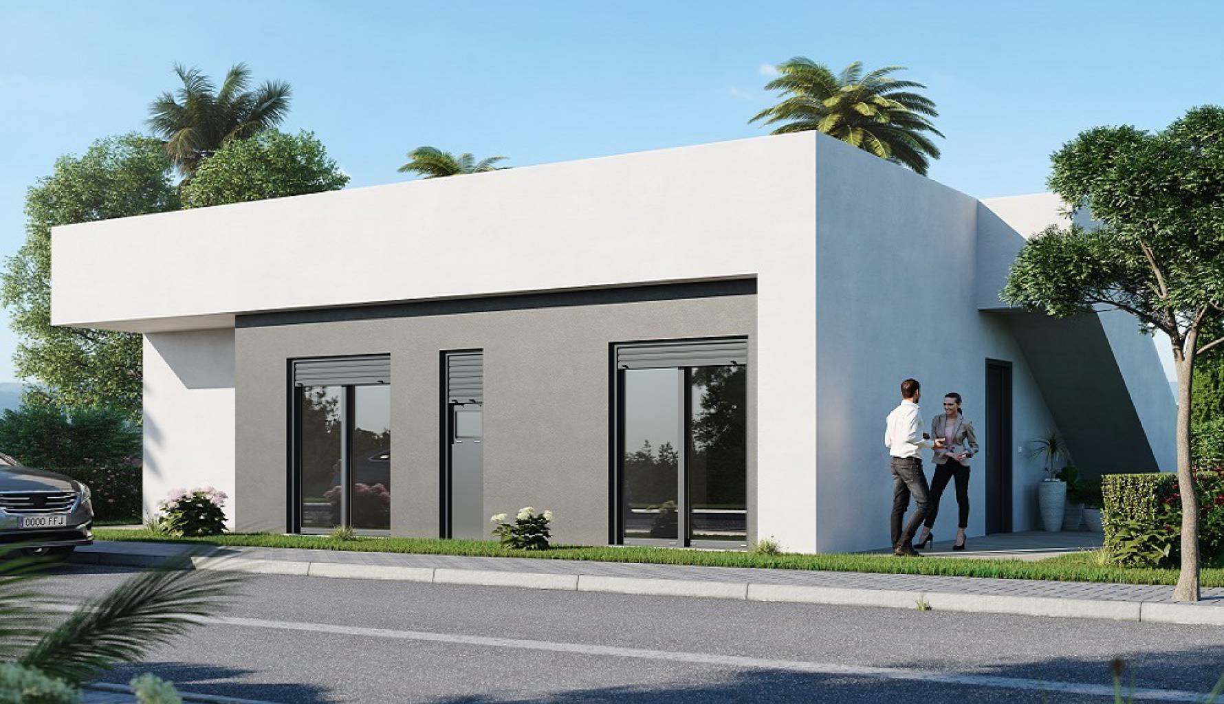 New Build - Villa - Alhama de Murcia - Alhama