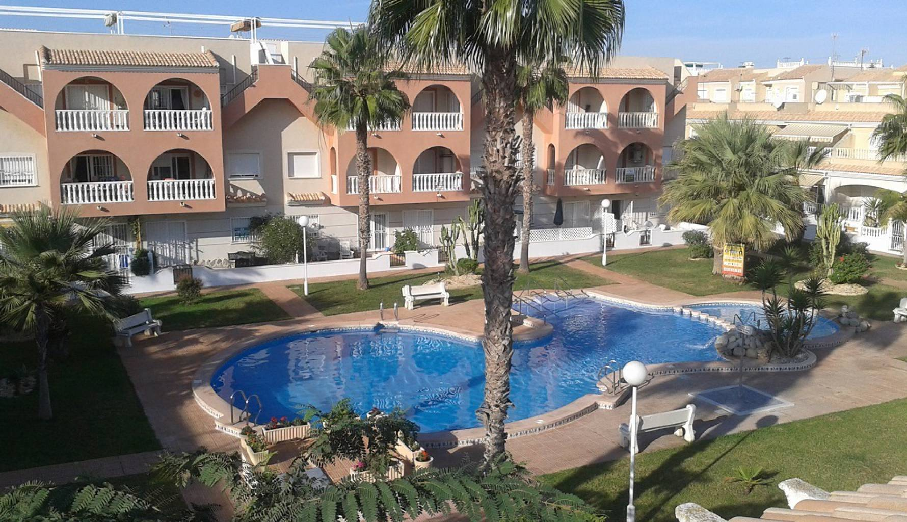 Sale - Apartment/Flat - Los Alcázares - Gated complex El Divino